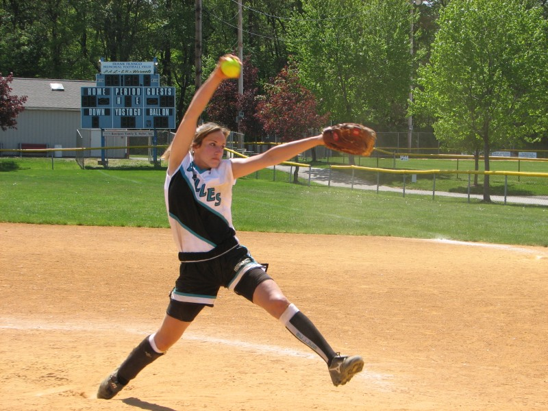How to Stop Crow Hopping and Pitching Illegally in Softball