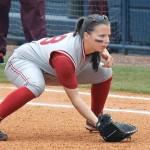Alabama 1st baseman Cassie Reilly-Boccia
