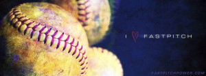 I love fastpitch Facebook cover image